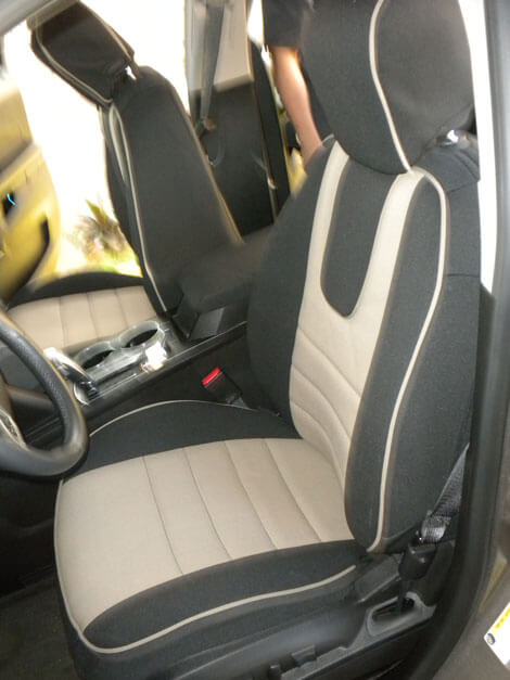 Car Seat Covers Chevrolet Cobalt