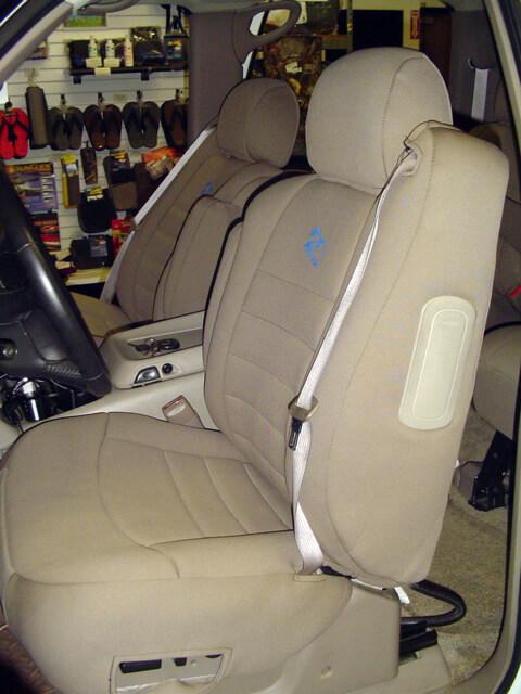 Seat Covers For Suburban Velcromag