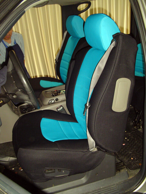 Chevy Seat Cover Gallery