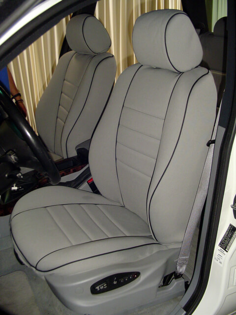 BMW X5 Standard Color Seat Covers