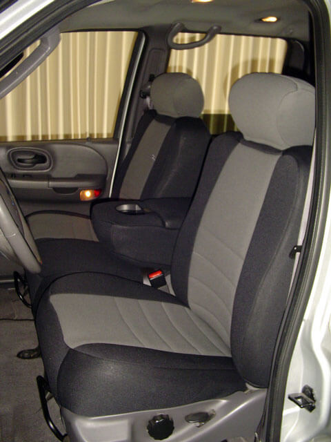 2004 Ford F150 Supercrew Seat Cover