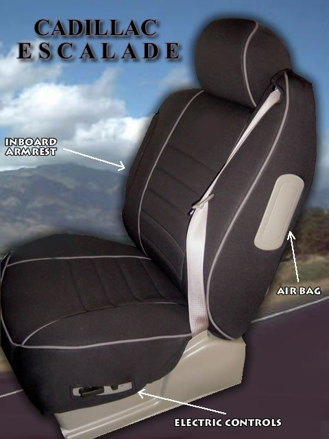 Cadillac Escalade Standard Color Seat Covers