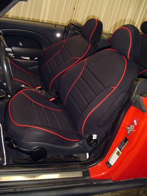 Bmw Mini Cooper Car Seat Covers