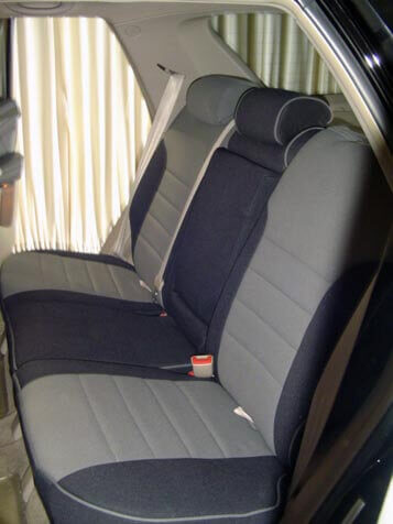 Toyota 4Runner Half Piping Seat Covers