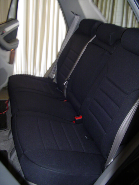 Toyota 4Runner Rear Seat Cover