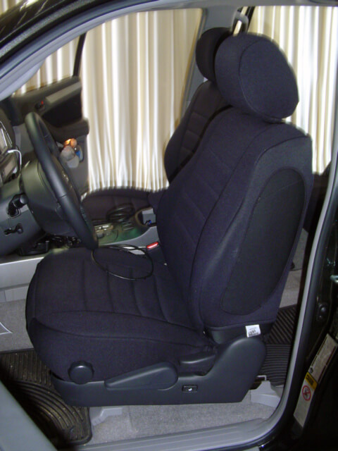 Toyota Seat Covers 4runner Velcromag