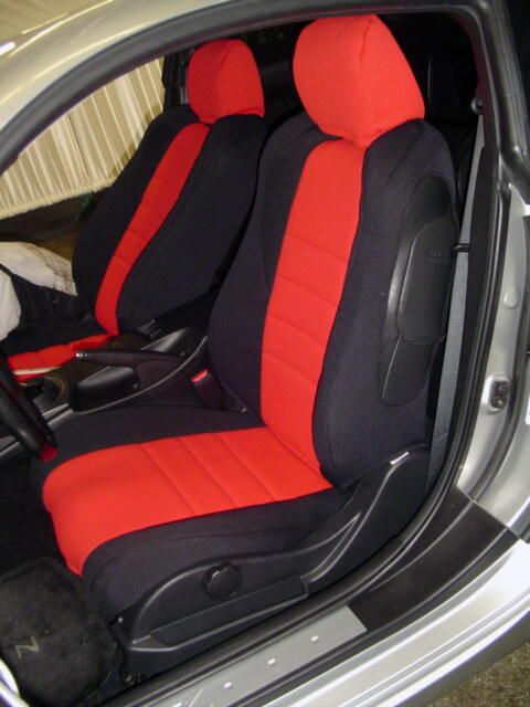 Nissan 350Z Front Seat Cover 2003 Current