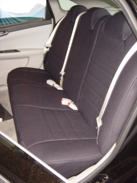 Chevrolet Impala Standard Color Seat Covers Rear Seats