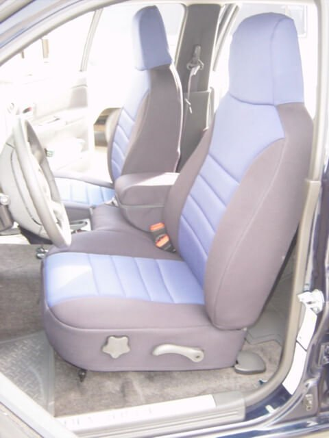 Chevrolet Colorado Standard Color Seat Covers Wet Okole