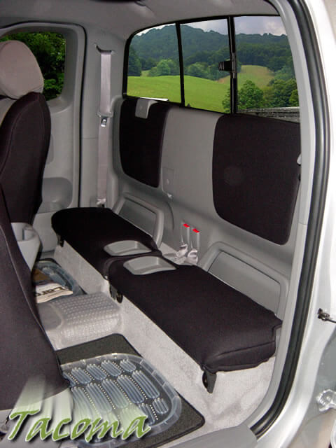 Toyota Tacoma Car Seat Covers