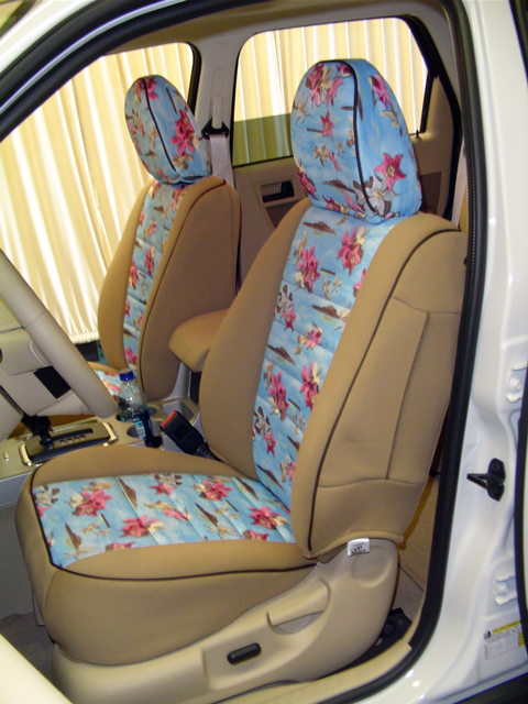 Ford Escape Realtree Seat Covers Wet Okole Hawaii