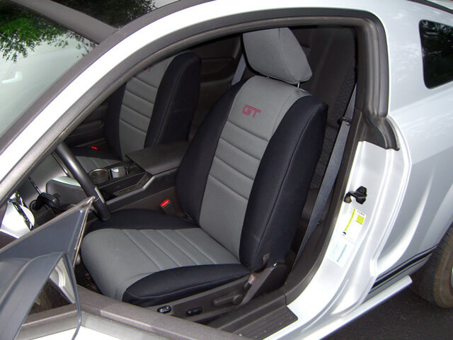 ford mustang seat covers custom mustang seat autos weblog. Black Bedroom Furniture Sets. Home Design Ideas