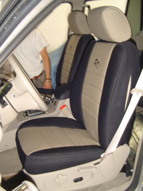 2006 ford explorer car seat covers