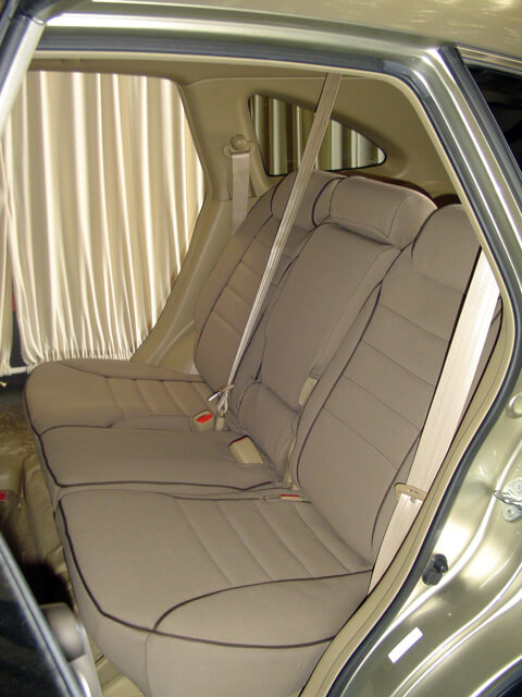 honda crv full piping seat covers rear seats wet okole hawaii. Black Bedroom Furniture Sets. Home Design Ideas
