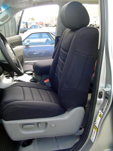 toyota tundra standard color seat covers   rear seats   wet okole hawaii