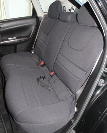 subaru impreza standard color seat covers rear seats wet okole hawaii. Black Bedroom Furniture Sets. Home Design Ideas