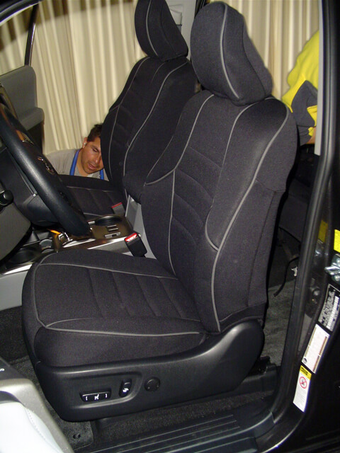 2008 Toyota 4runner Third Row Seat