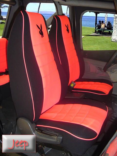 Jeep Wrangler Realtree Seat Covers Rear Seats 2007