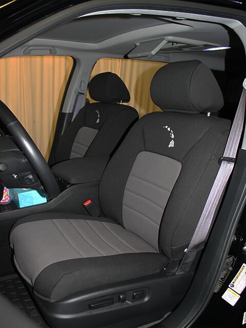 honda pilot standard color seat covers wet okole hawaii. Black Bedroom Furniture Sets. Home Design Ideas
