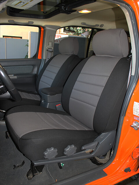 Custom Baby Car Seat Covers >> 2000 Nissan Xterra Neoprene Seat Covers - Velcromag