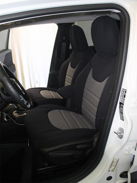 Jeep Renegade Standard Color Seat Covers