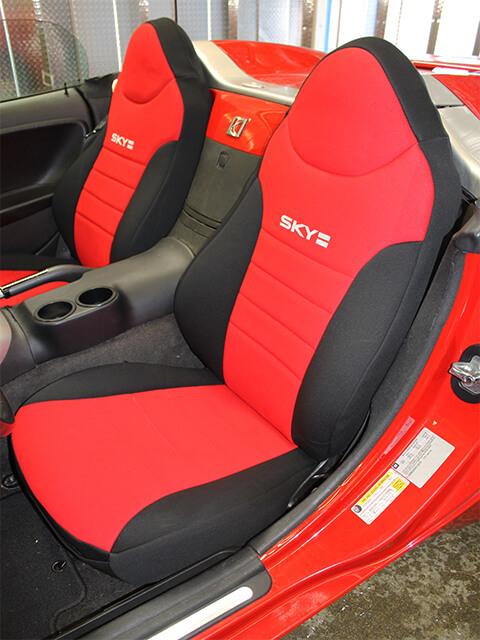 Pontiac Solstice Standard Color Seat Covers Wet Okole Hawaii