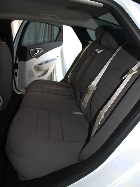 Chrysler 200 Standard Color Seat Covers Rear Seats Wet