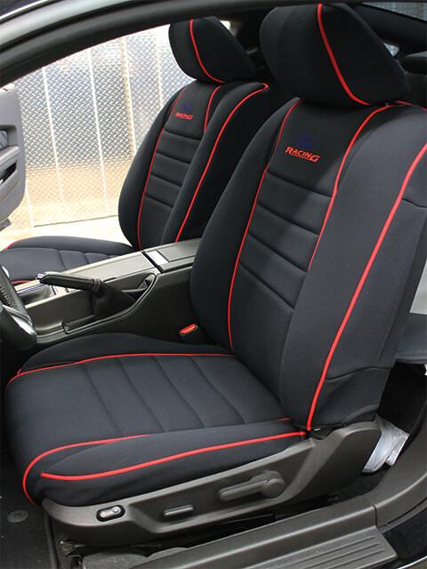 Hawaiian Car Seat Covers >> Ford Mustang Full Piping Seat Covers - Wet Okole Hawaii