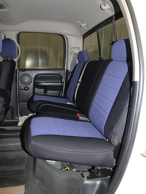 Dodge Ram Standard Color Seat Covers Dodge Rear Seats