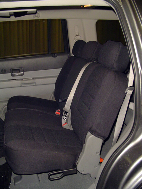 Dodge Durango Realtree Seat Covers