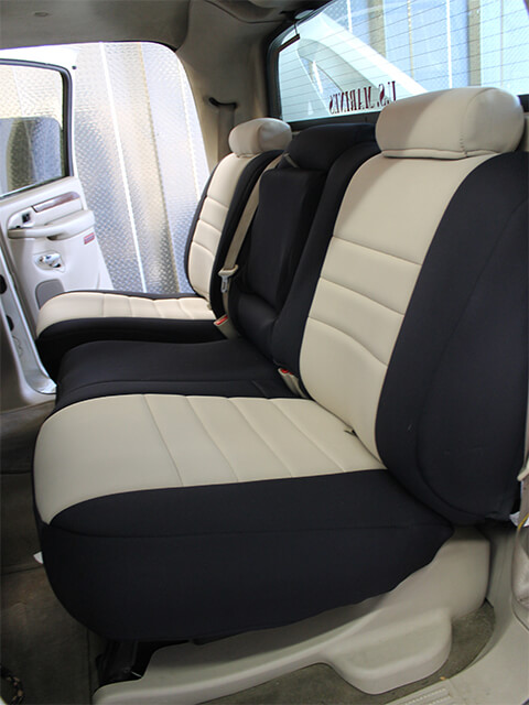 Cadillac Seat Cover Gallery