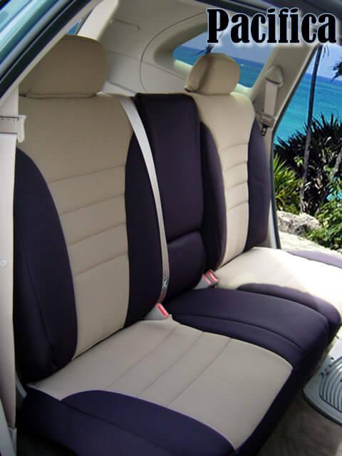 Making Custom Car Seat Covers