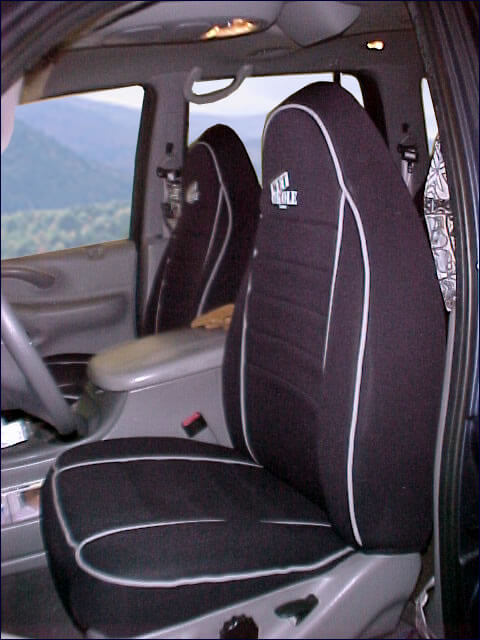 ford seat cover gallery. Black Bedroom Furniture Sets. Home Design Ideas