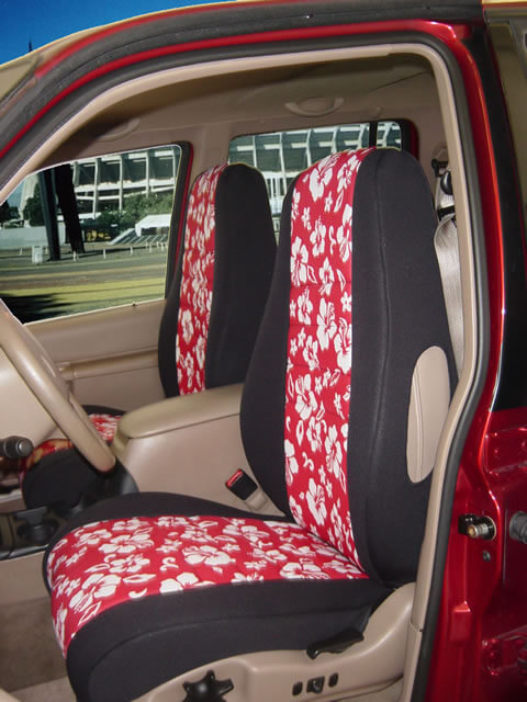 Ford Explorer Standard Color Seat Covers Rear Seats
