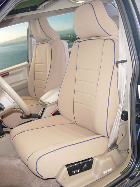 Volvo Seat Covers