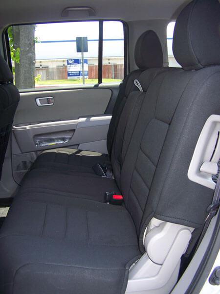 honda pilot standard color seat covers middle seats wet okole hawaii. Black Bedroom Furniture Sets. Home Design Ideas