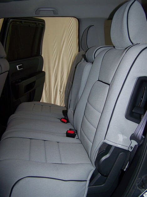 honda pilot full piping seat covers middle seats wet okole hawaii. Black Bedroom Furniture Sets. Home Design Ideas