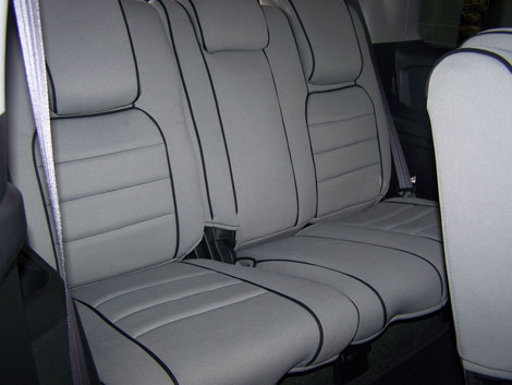 honda pilot full piping seat covers rear seats wet okole hawaii. Black Bedroom Furniture Sets. Home Design Ideas