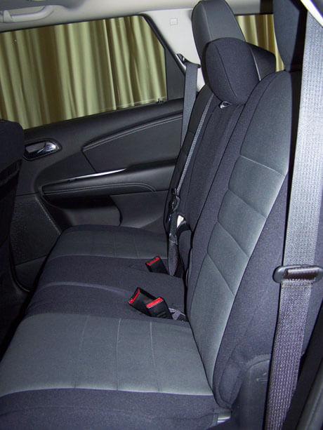 dodge journey standard color seat covers rear seats wet okole hawaii. Black Bedroom Furniture Sets. Home Design Ideas