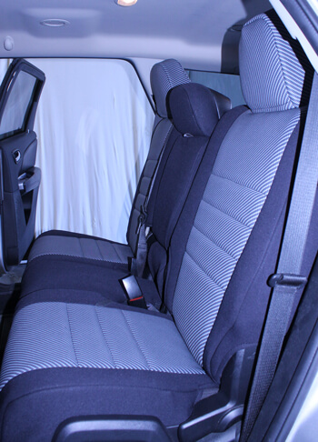 dodge journey pattern seat covers rear seats wet okole hawaii. Black Bedroom Furniture Sets. Home Design Ideas