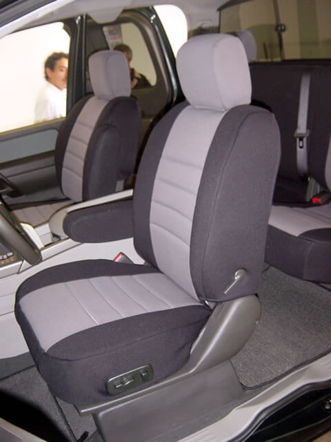 Nissan Titan Standard Color Seat Covers Wet Okole Hawaii