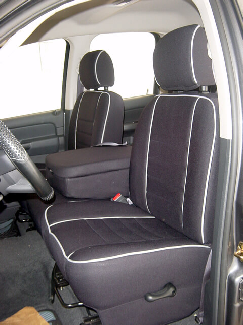 Car Seat Protector >> Dodge Ram Full Piping Seat Covers - Wet Okole Hawaii
