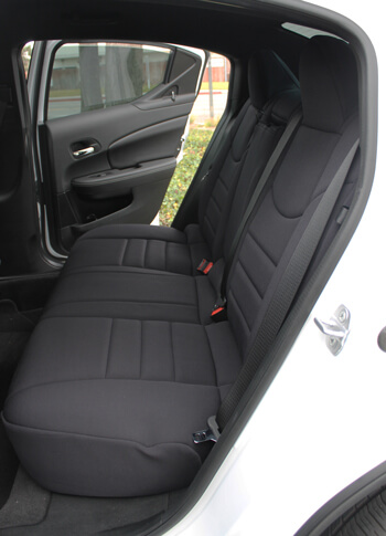 Dodge Avenger Standard Color Seat Covers Rear Seats