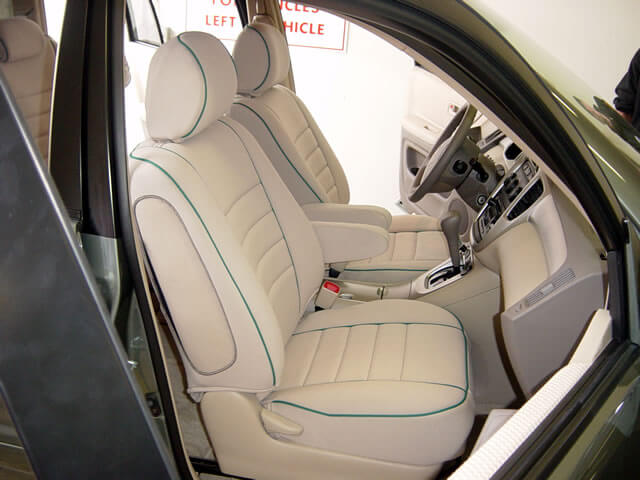 Lexus Seat Cover Gallery