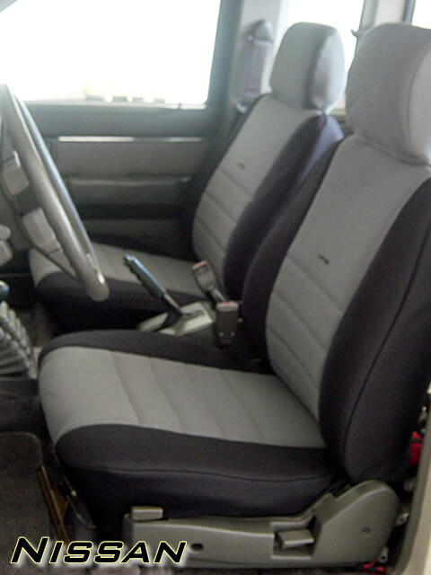 Nissan Frontier Seat Covers >> Nissan Pathfinder Standard Color Seat Covers - Rear Seats - Wet Okole Hawaii