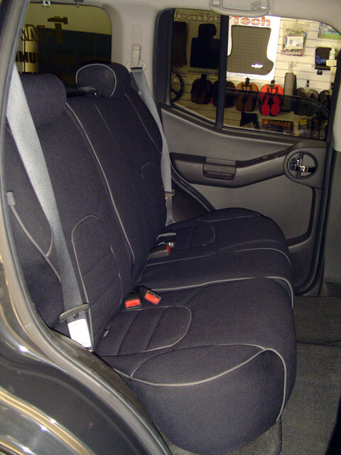 Nissan X Terra Standard Color Seat Covers