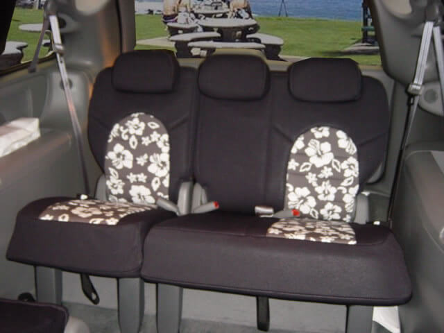 Chrysler Seat Cover Gallery