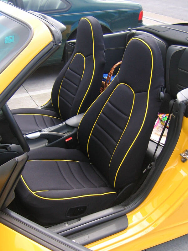 Porsche Seat Cover Gallery
