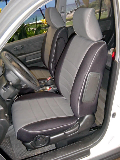 Honda CRV Standard Color Seat Covers - Rear Seats - Wet Okole Hawaii