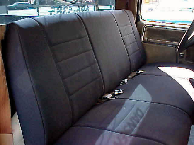 1997 Ford F150 Bench Seat Covers Velcromag